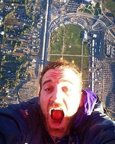 En çılgın 'Selfie'ler 33