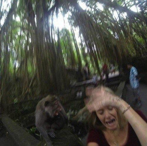 En çılgın 'Selfie'ler 7