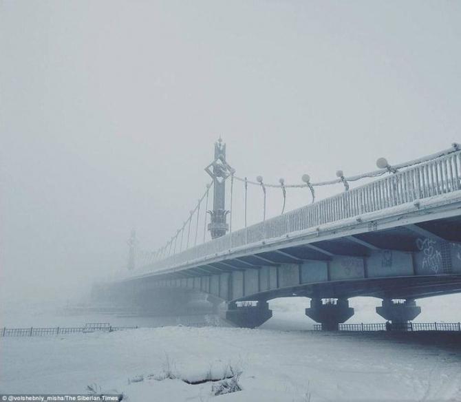 İşte dünyanın en soğuk noktası 15