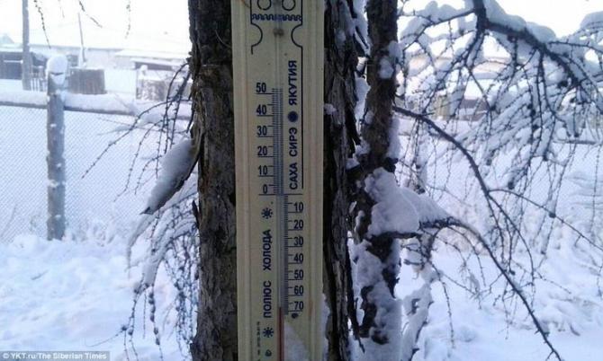 İşte dünyanın en soğuk noktası 2
