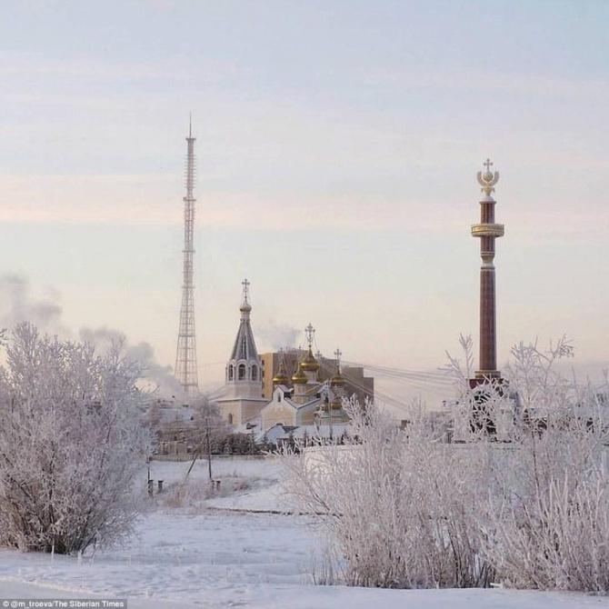 İşte dünyanın en soğuk noktası 25