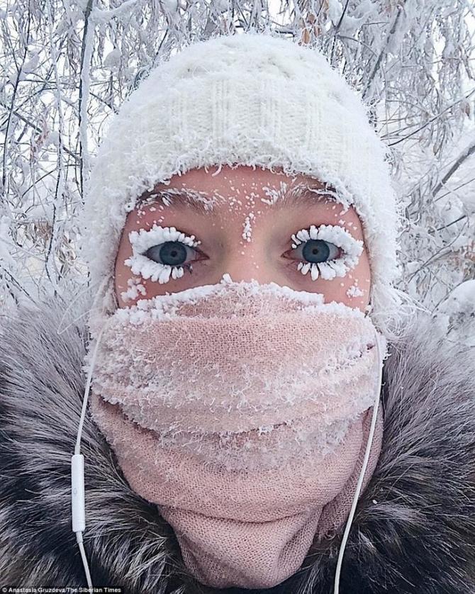 İşte dünyanın en soğuk noktası 29