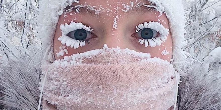İşte dünyanın en soğuk noktası