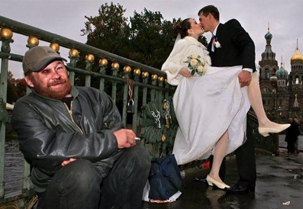 Beyninizi yakacak örneklerle Rusların evlilik fotoğrafları 12