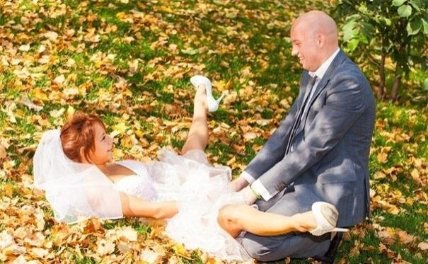 Beyninizi yakacak örneklerle Rusların evlilik fotoğrafları 13