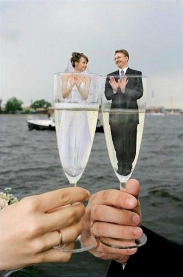 Beyninizi yakacak örneklerle Rusların evlilik fotoğrafları 16