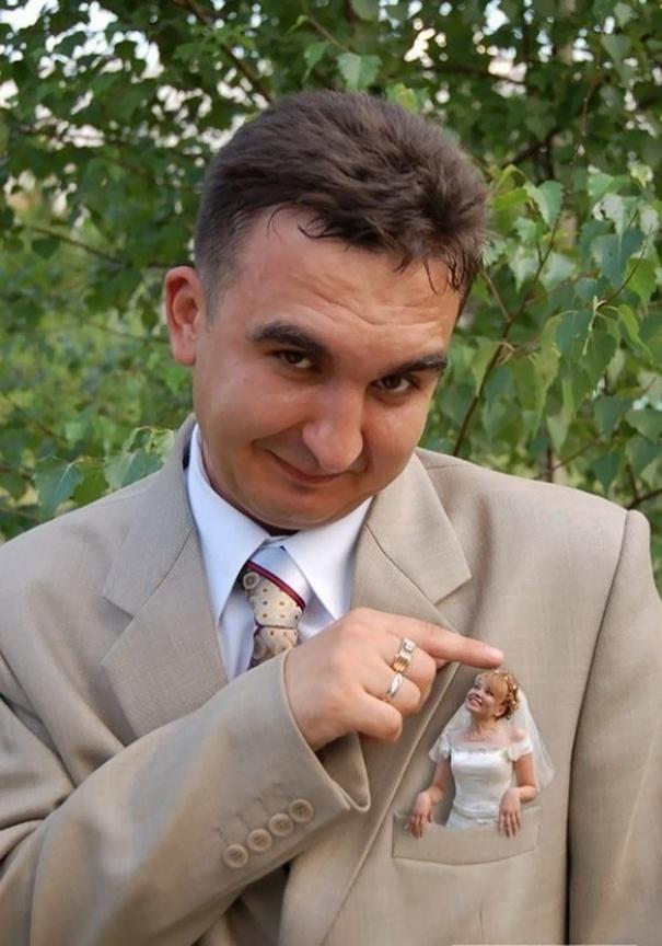 Beyninizi yakacak örneklerle Rusların evlilik fotoğrafları 17