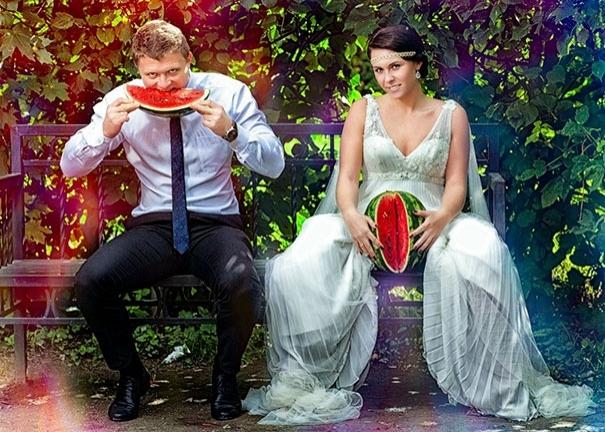 Beyninizi yakacak örneklerle Rusların evlilik fotoğrafları 18
