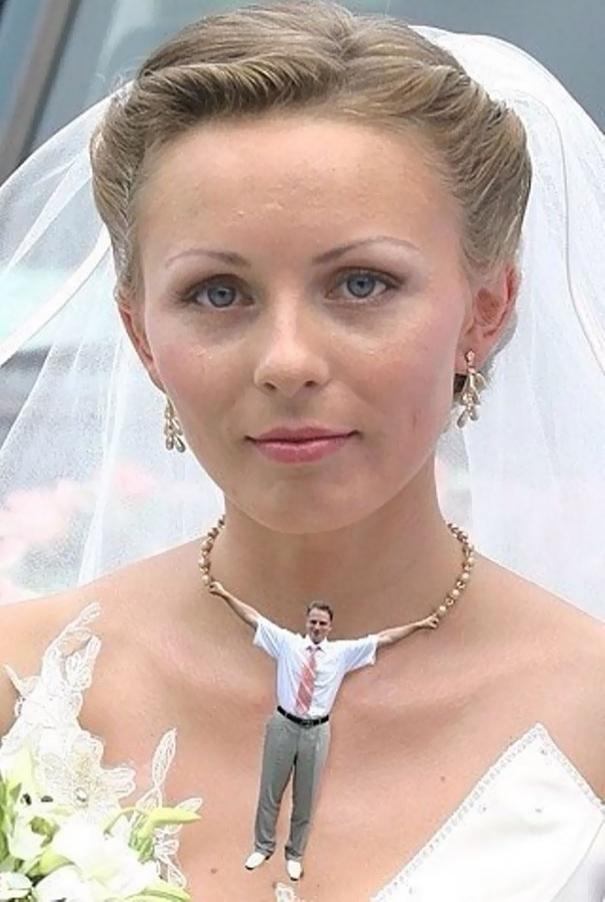 Beyninizi yakacak örneklerle Rusların evlilik fotoğrafları 21