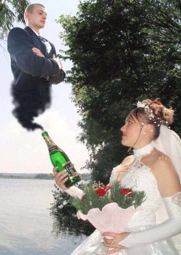 Beyninizi yakacak örneklerle Rusların evlilik fotoğrafları 22