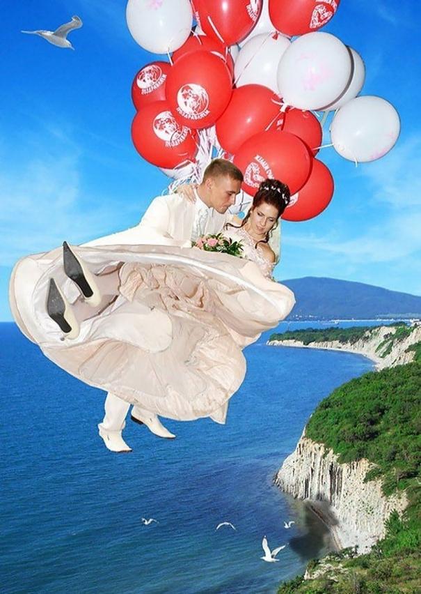 Beyninizi yakacak örneklerle Rusların evlilik fotoğrafları 23