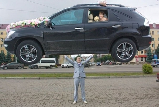 Beyninizi yakacak örneklerle Rusların evlilik fotoğrafları 8