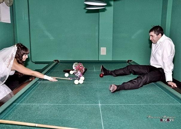 Beyninizi yakacak örneklerle Rusların evlilik fotoğrafları 9