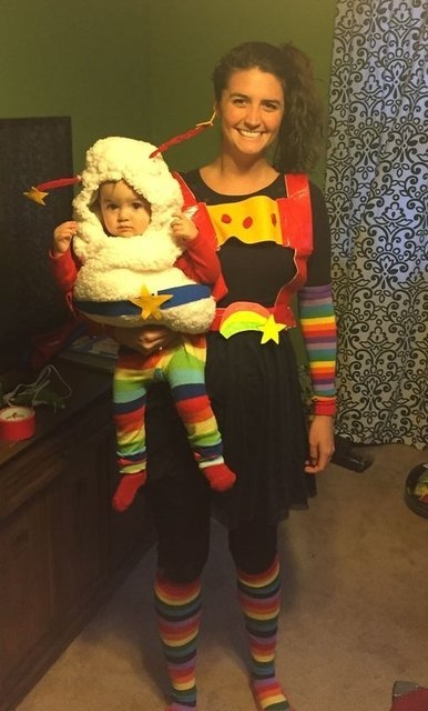 Gelmiş geçmiş en sevimli Cadılar Bayramı kostümleri 19