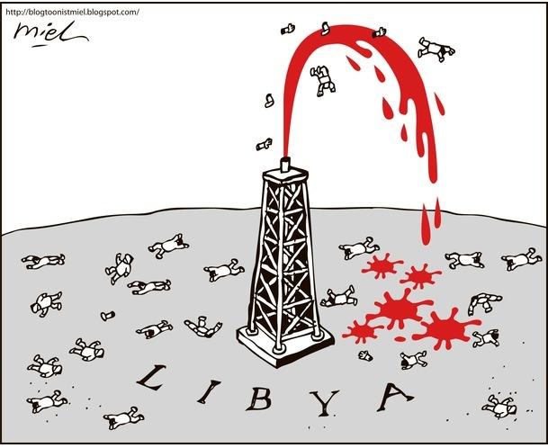 Karikatürlerle Arap Baharı 10