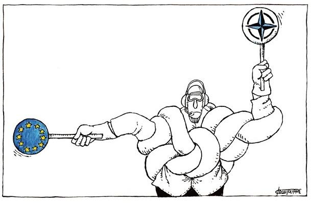 Karikatürlerle Arap Baharı 11