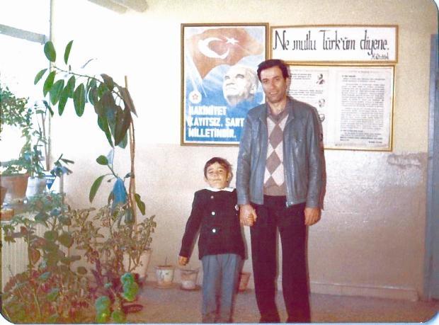 Kemal Sunal'ın hiç görülmeyen halleri 13