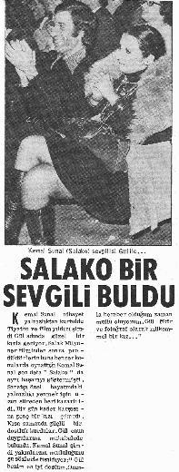 Kemal Sunal'ın hiç görülmeyen halleri 3