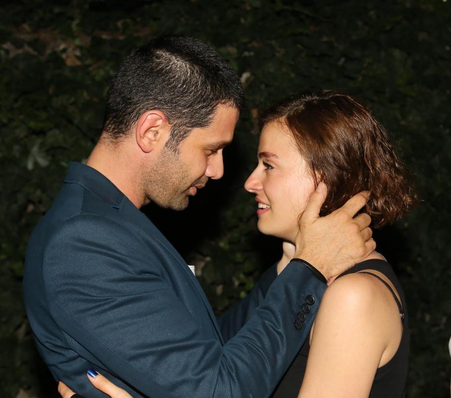 Keremcem ile Seda Güven evlendi. 5