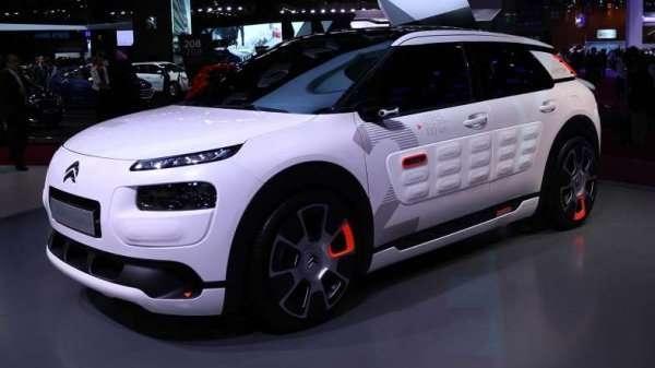 Paris Motor Show'un en iyileri 1