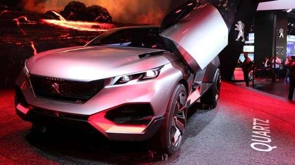 Paris Motor Show'un en iyileri 12