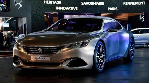 Paris Motor Show'un en iyileri 4
