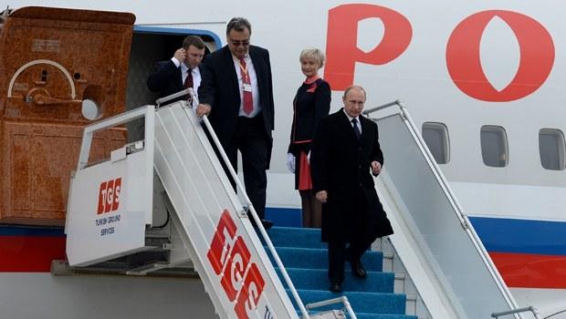 Putin'in Ankara ziyareti 2