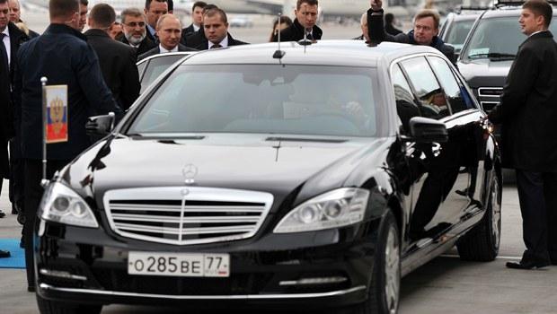 Putin'in Ankara ziyareti 5
