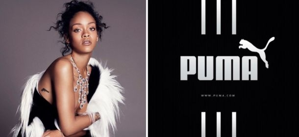 Rihanna, Puma'da işe başlayacak! 13