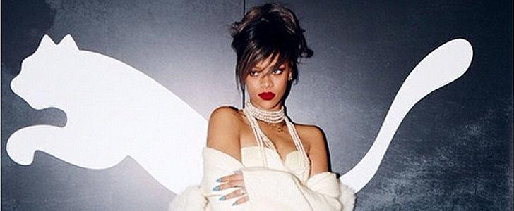 Rihanna, Puma'da işe başlayacak! 17