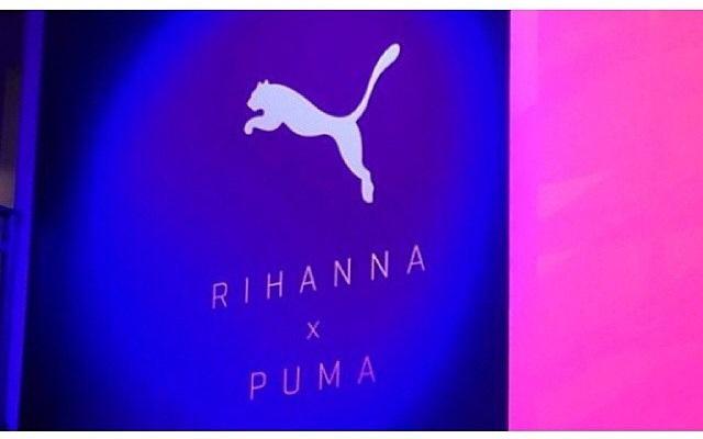 Rihanna, Puma'da işe başlayacak! 24