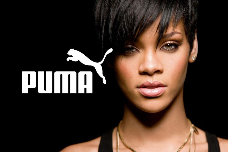 Rihanna, Puma'da işe başlayacak! 3