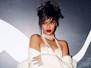 Rihanna, Puma'da işe başlayacak!