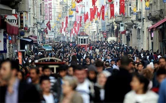 Türkiye'nin Dünyadaki Sosyolojik Yeri 3