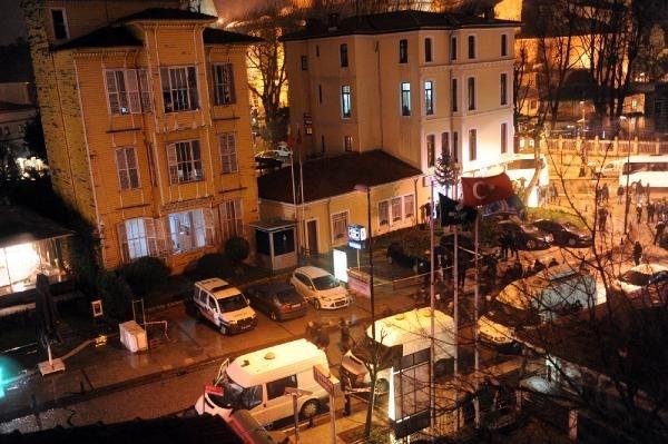 Sultanahmet'te intihar saldırısı 2