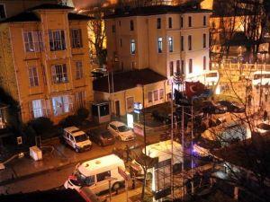 Sultanahmet'te intihar saldırısı