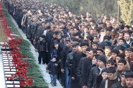 Azerbaycan'ın 20 Ocak Yas Günü 10