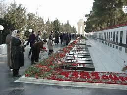Azerbaycan'ın 20 Ocak Yas Günü 12