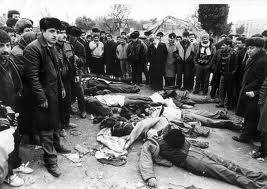 Azerbaycan'ın 20 Ocak Yas Günü 13