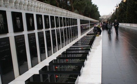 Azerbaycan'ın 20 Ocak Yas Günü 16