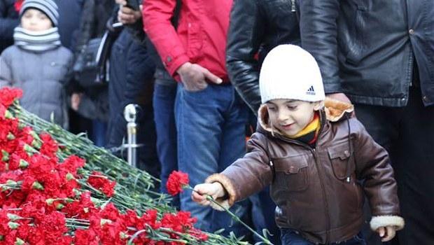 Azerbaycan'ın 20 Ocak Yas Günü 17