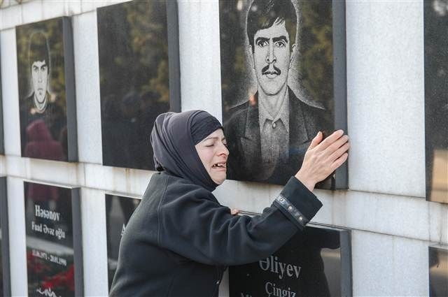 Azerbaycan'ın 20 Ocak Yas Günü 20