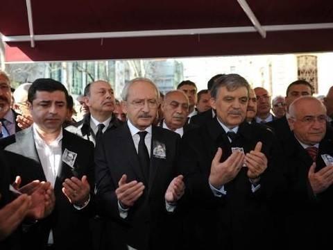 Yaşar Kemal böyle uğurlandı! 17