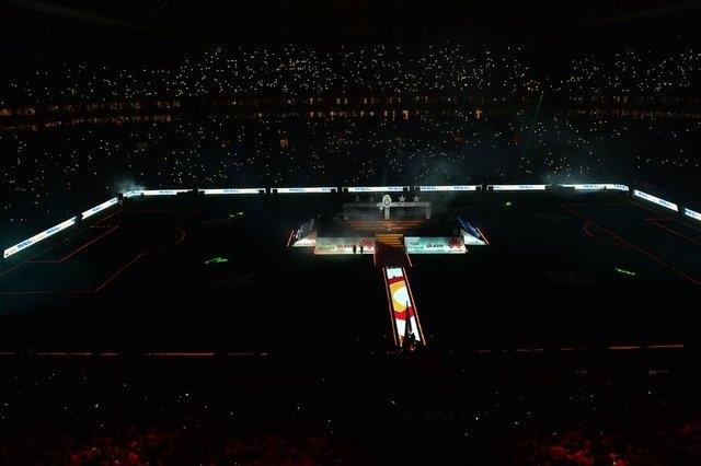 Galatasaray şampiyonluk kupasını aldı! 10