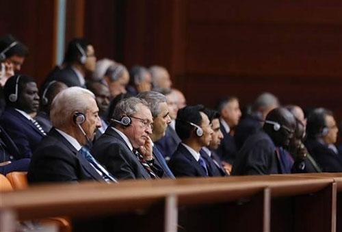 25. Dönem Milletvekilliği Yemin Töreni 10