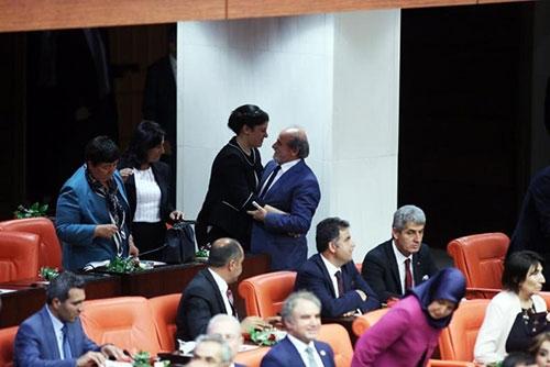 25. Dönem Milletvekilliği Yemin Töreni 3