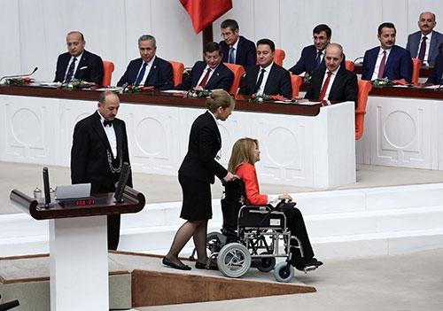 25. Dönem Milletvekilliği Yemin Töreni 5
