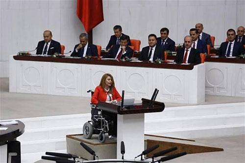 25. Dönem Milletvekilliği Yemin Töreni 9