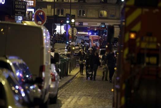 Paris'te patlama! 2