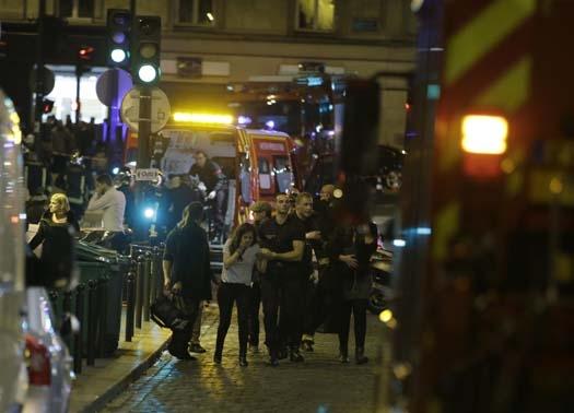 Paris'te patlama! 3